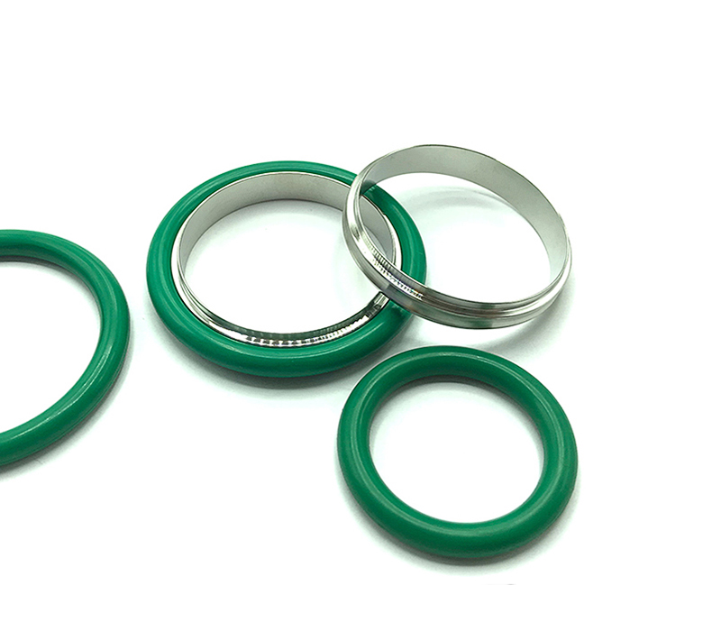 What are the advantages of rubber O-rings?