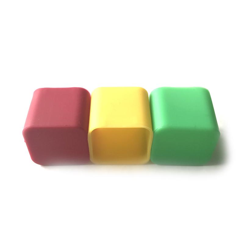 Colorful square Silicone cover