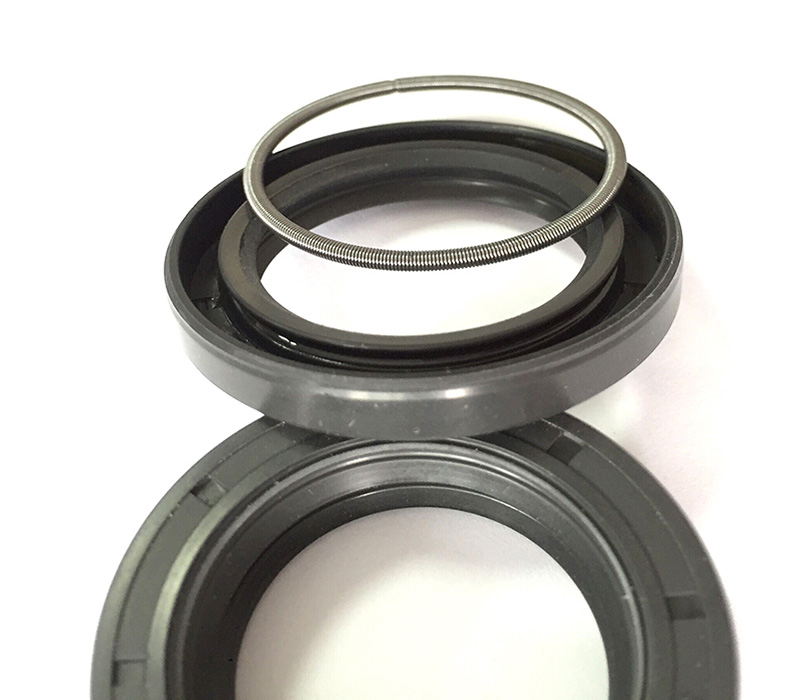 What is the reason for the aging of the material of the sealing ring product?