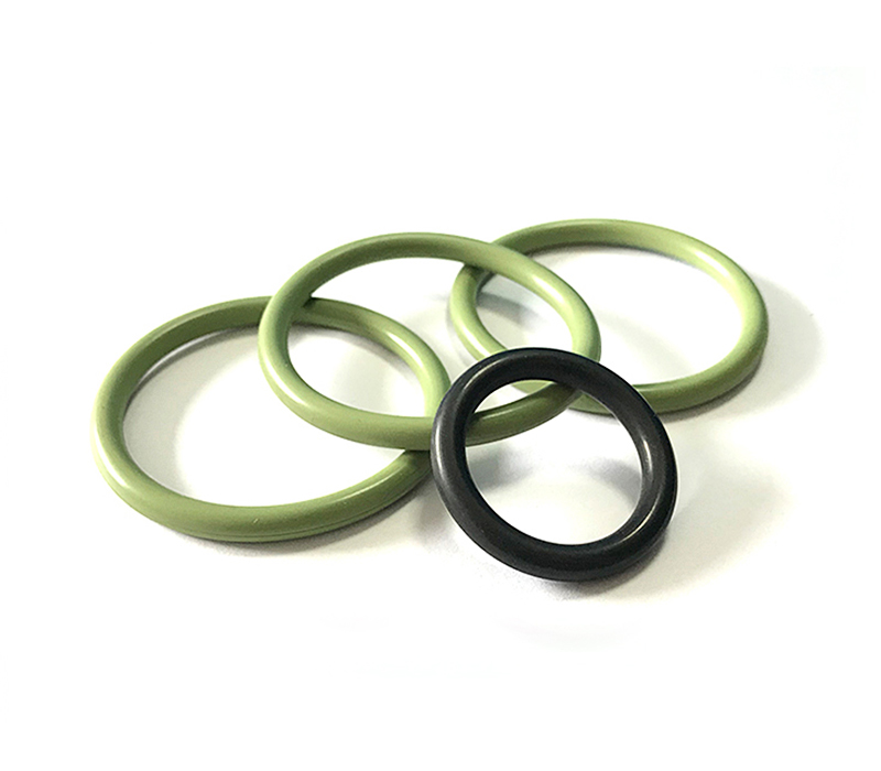 What are the main performance and sealing principle of the Y-type sealing ring?