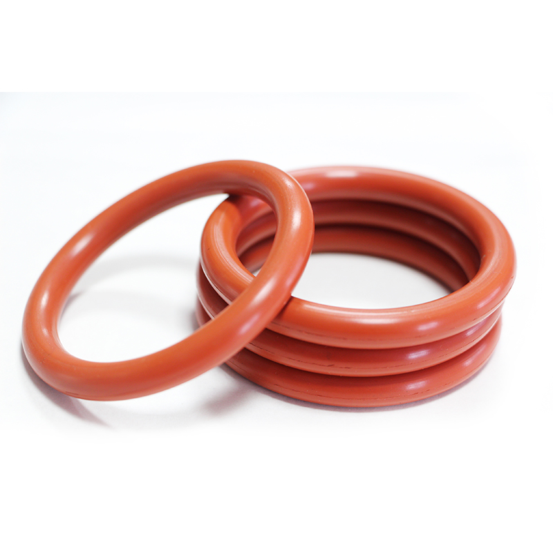 Heat high temperature resistant red fkm seal o rings