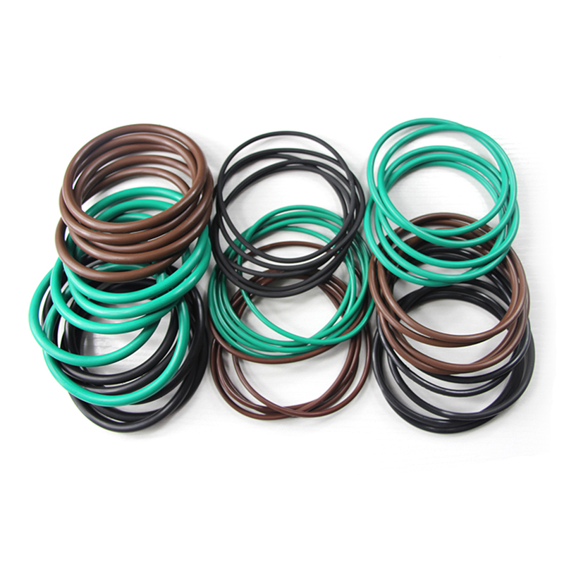 Eco friendly in stock AS568 RoHS Fluorocarbon FKM O ring