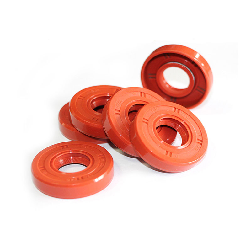 Anti-hydrogen peroxide Silicone oil seal