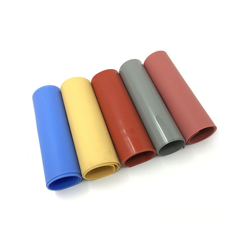 Colorful neoprene environmental protection EPDM NBR FKM Silicone rubber sheet