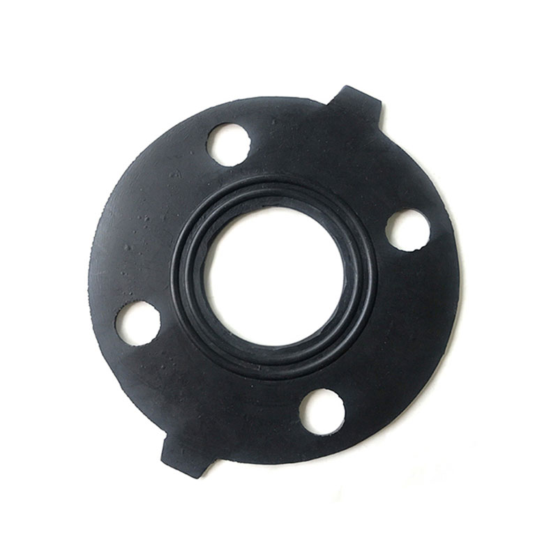Eco-friendly NBR,HNBR,EPDM,SILICONE,FKM sanitary flanged gasket