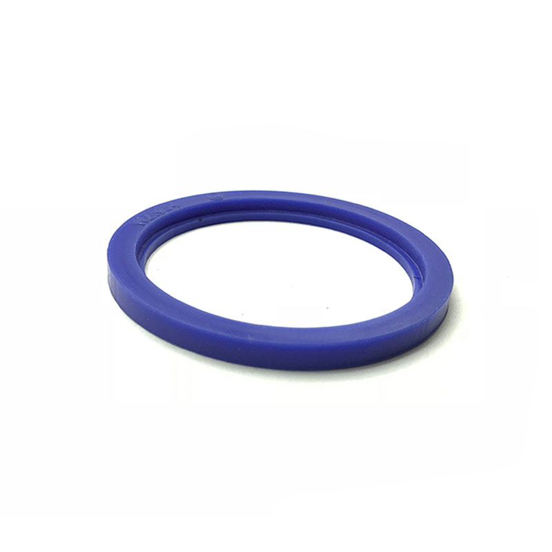 SMS sanitary round blue union silicone gaskets