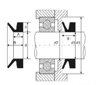 VD-A size sheet