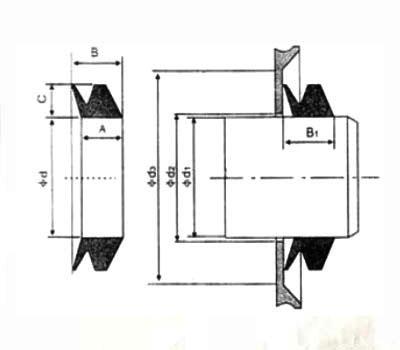VD-S size sheet